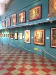 Affandi Art (Museum Affandi, Jogjakarta)