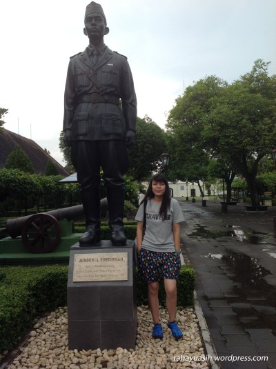 Me and Jendral Soedirman