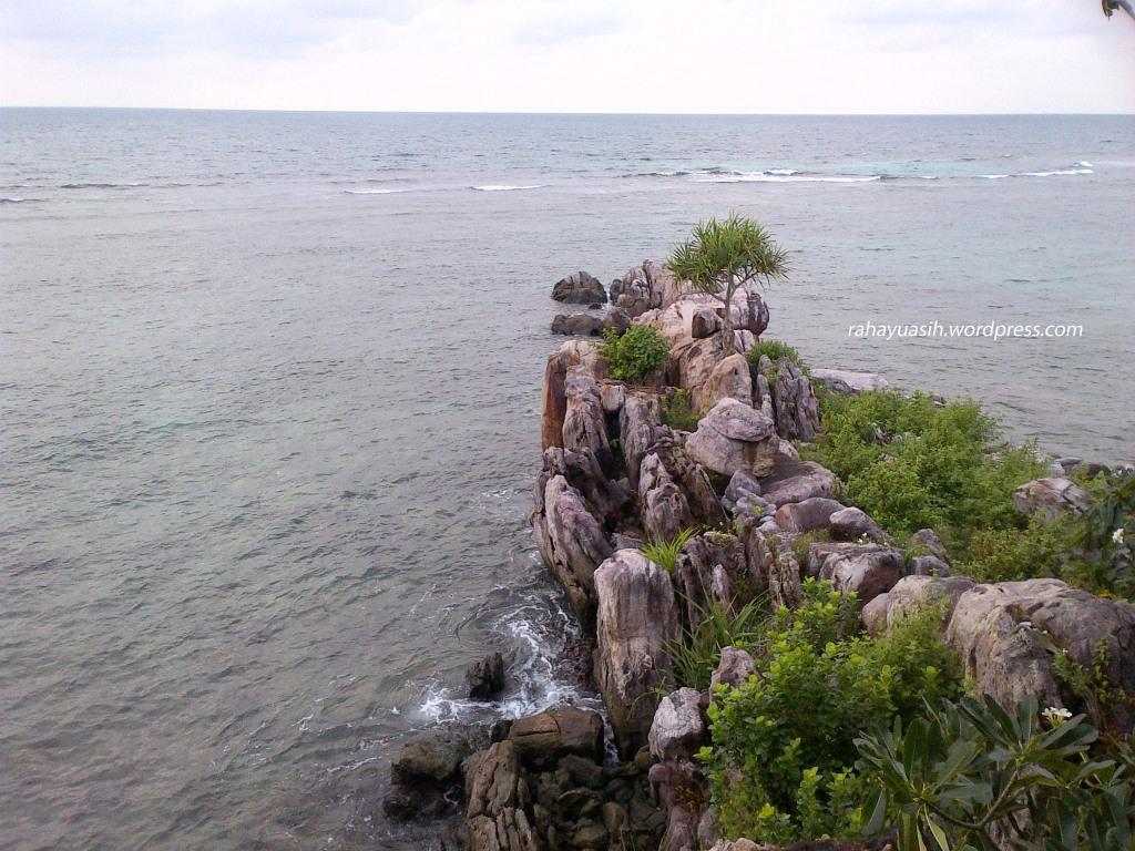 Pemandangan di Nirwana Resort