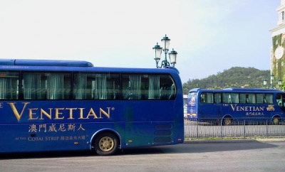 Bus The Venetian