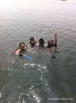 Snorkling Mencari Rumput Laut (Pulau Panggang)