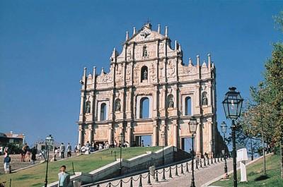 St. Ruin Paul