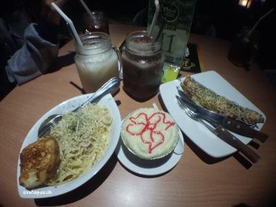 Hidangan Kafe Omah Kitir