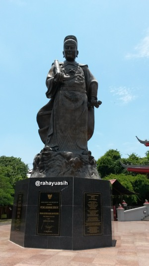 Patung Laksamana Cheng Ho